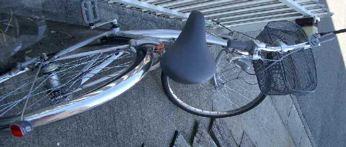 自転車事故 自転車事故 警察 : に乗っていた自転車です。警察 ...